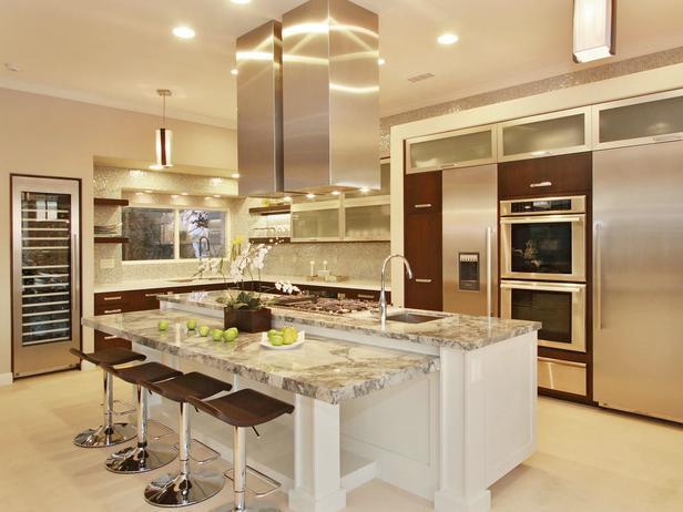 Универсальный кухонный дизайн