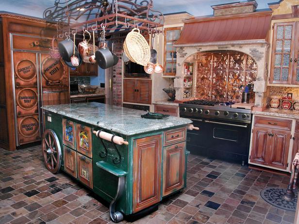 Пусть у кухни будет свой характер